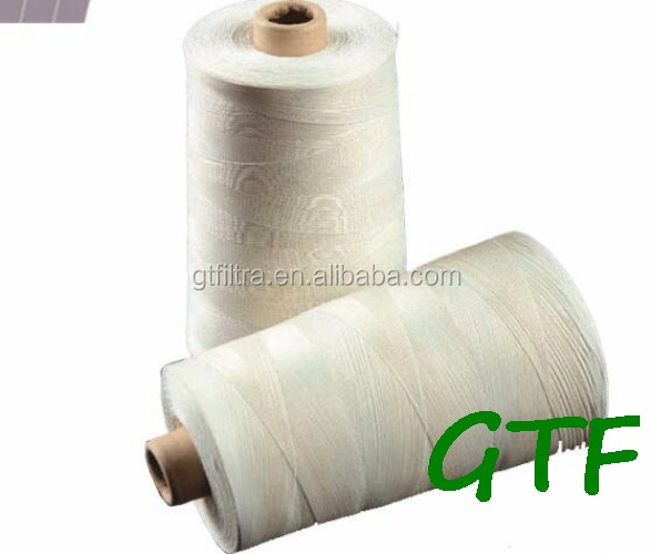 100% glass fiber sewing thread