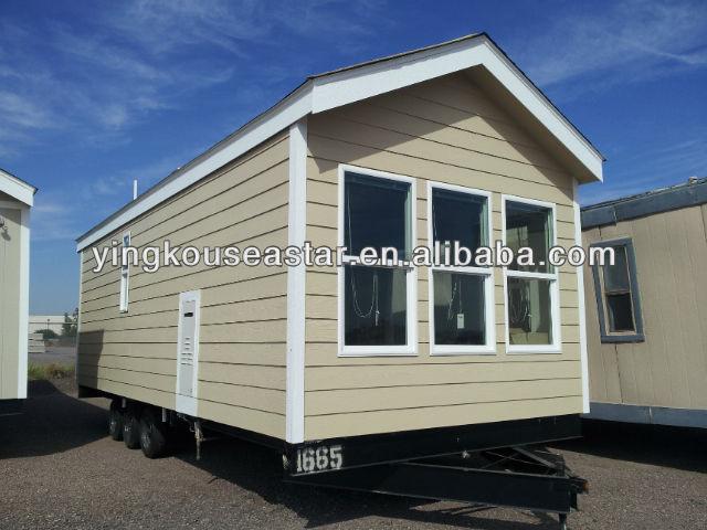 Movable Trailer Houses Modular House - Buy Trailer House,Movable  House,Modular House Product