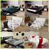 5 pieces in 1 Bag All Size Duvet Cover Set Cheap King Duvet Cover Set