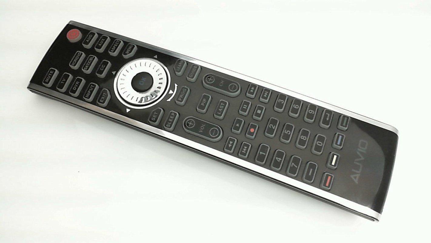 Auvio 15-305 5-1 Multi Remote Control with scroll wheel