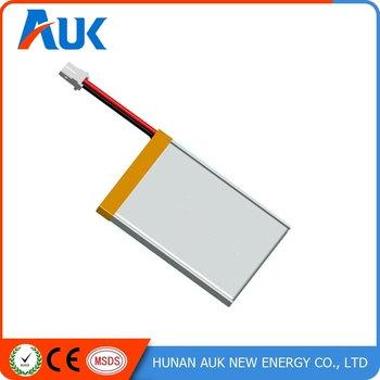 3.7v Li-ion 355585 1600mah 5.92wh Lithium Polymer Rechargeable ...