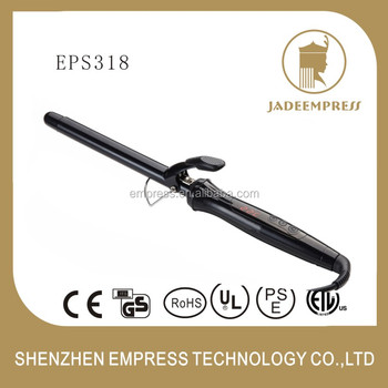 Hair curler PTC heater wholesale curling iron EPS318