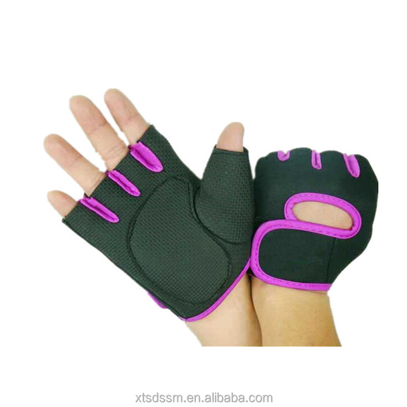 Weight Lifting Strength Training Gym Wrist Support Gloves Wrap Hand