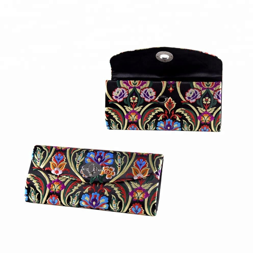 Hot sell travel passport wallet portable wallet woman fashion small wallet for women leather