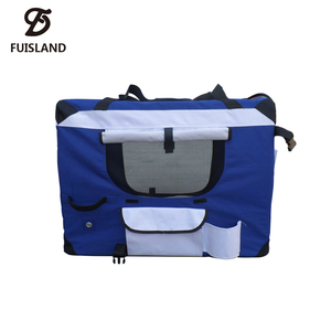 Soft Side Pet Carrier Travel Bag for Small Dogs and Cats Airline Approved Under Seat