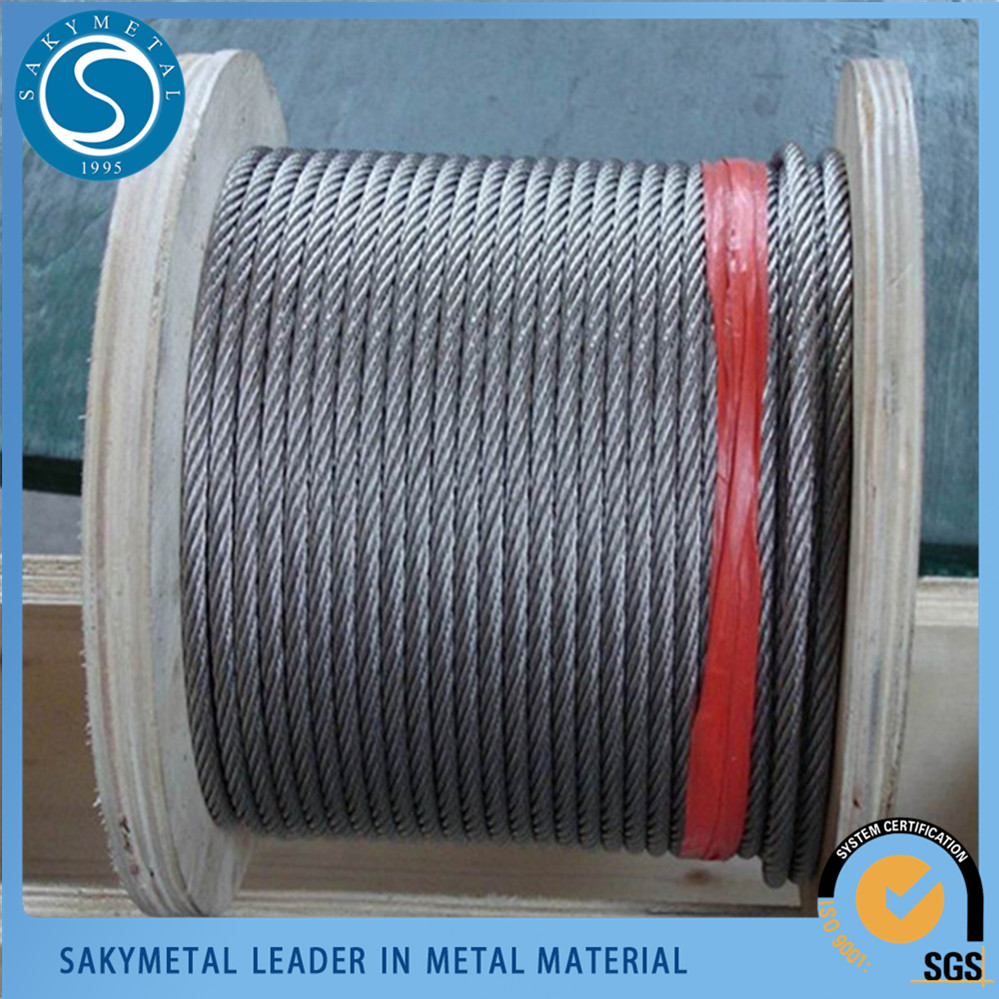 3 mm stainless steel wire rope