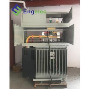 Intelligent High Power Voltage Stabilizer Contactless Single,Three Phase SMPS IGBT voltage stabilizer importer