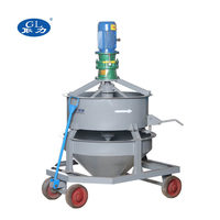 China Supplier Easy Mix Mortar Manual Cement Mixer