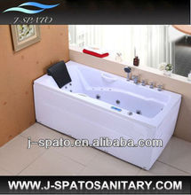 Hot Sale Low Price Jet Whirlpool Bathtub with TV