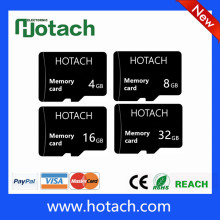 Pre loading files Flash mobile memory card oem tf Memory cards