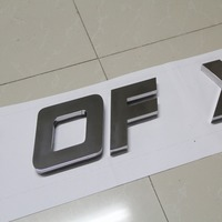 O E M Advertising Stainless steel LED 3 D Large Letters for Signs
