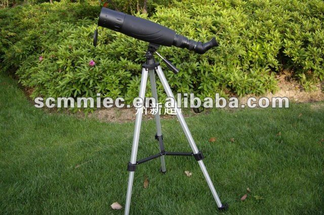 Multi-purpose of Zoom Refractor Spotting scope 15-45x60