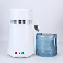 Commercial 4L usage Dentaire portable 304 inoxydable approuvé <span class=keywords><strong>CE</strong></span> Verre homeuse laboratoire distillateur d'<span class=keywords><strong>eau</strong></span> à vendre