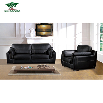 Top Quality Modern Pure Leather Sofa Set Couches