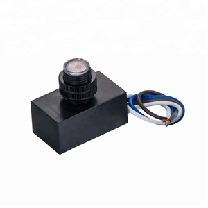 outdoor photocell sensor, auto light sensor, light switch (PS-P30)