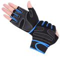 Outdoor Fishing Magic Strap Half Finger Glove Anti slip Breathable Men s Summer Sport Glove with