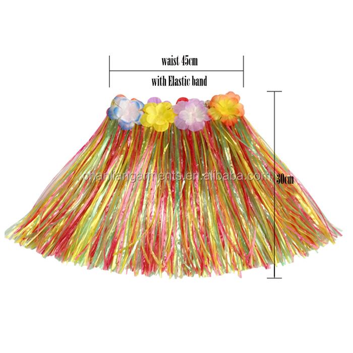 4c3334df2c6a0 Wholesale 2017 most popular hawaii dance dress 30/40/60/80cm plastic sexy
