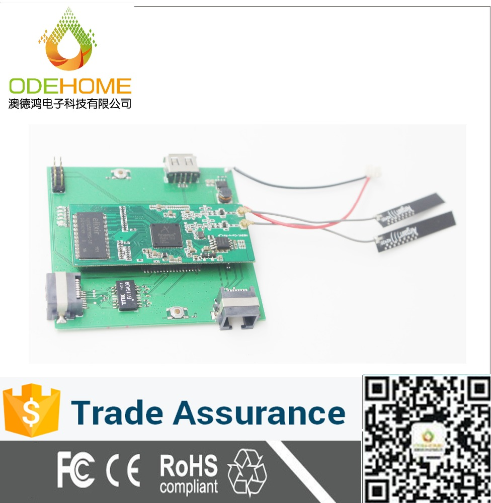 Hot Selling AR9341 Atheros 3G Wifi Module For Zigbee Gateway