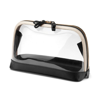 Transpa Make Up Kit Bag Clear Cosmetic