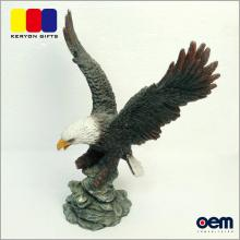 Wholesale Cheap Decoration Animal Sculptures Decor Outdoor Eagle Statues