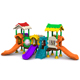 Commercial outdoor playground equipment, amusement theme park outdoor slide playground