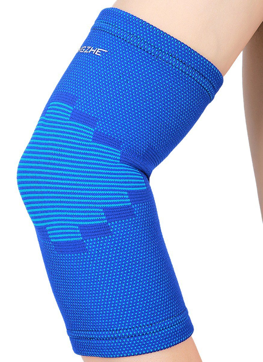 6e0e7e09df White Crusher 3 Ply Knee or Elbow Sleeves - Powerlifting. 49.99. null. Get  Quotations · Panegy Jacquard Elbow Support Sleeves Brace for Tennis  Basketball ...