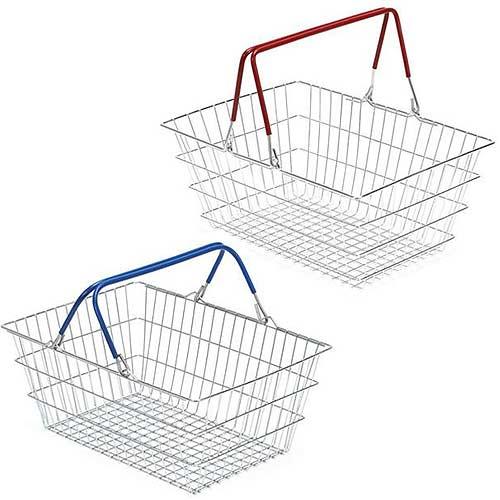 Shopping con freno intelligente consegna dei bagagli pieghevole carrelli