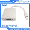 Mini displayport Thunderbolt DP to HDMI VGA TV AV Cable for Macbook Air