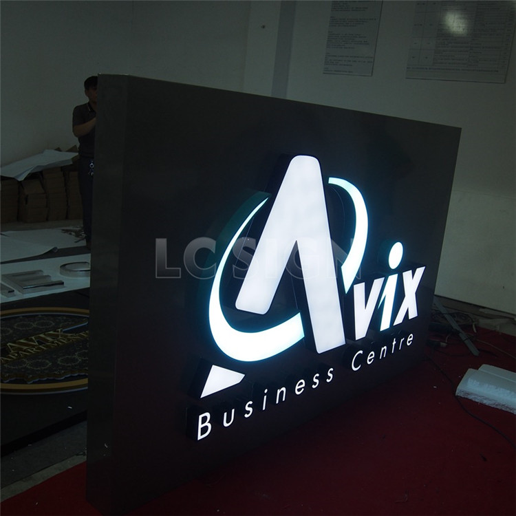 2016 New design advertising pylon sign with best quality and low price