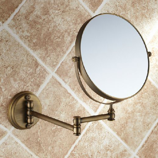 Popular Bathroom Shaving Mirrors Wall Mounted Buy Cheap