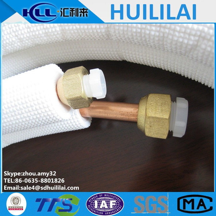 insulated copper tube/pipe