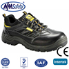 NMSAFETY cheap safety shoes mens work shoes steel plate shoes in china