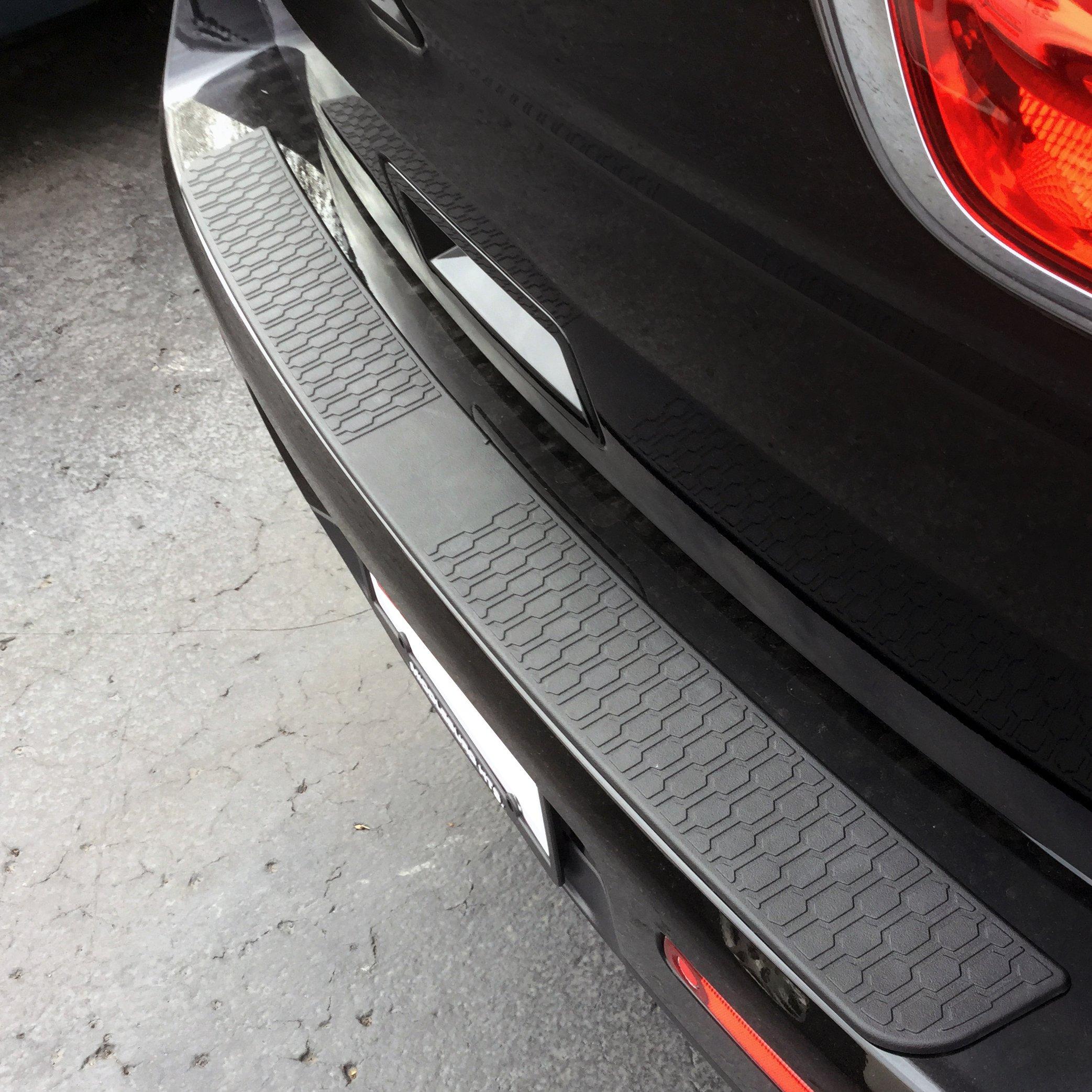 2007-2015 Lincoln MKX Rear Bumper Protector and Bumper Guard