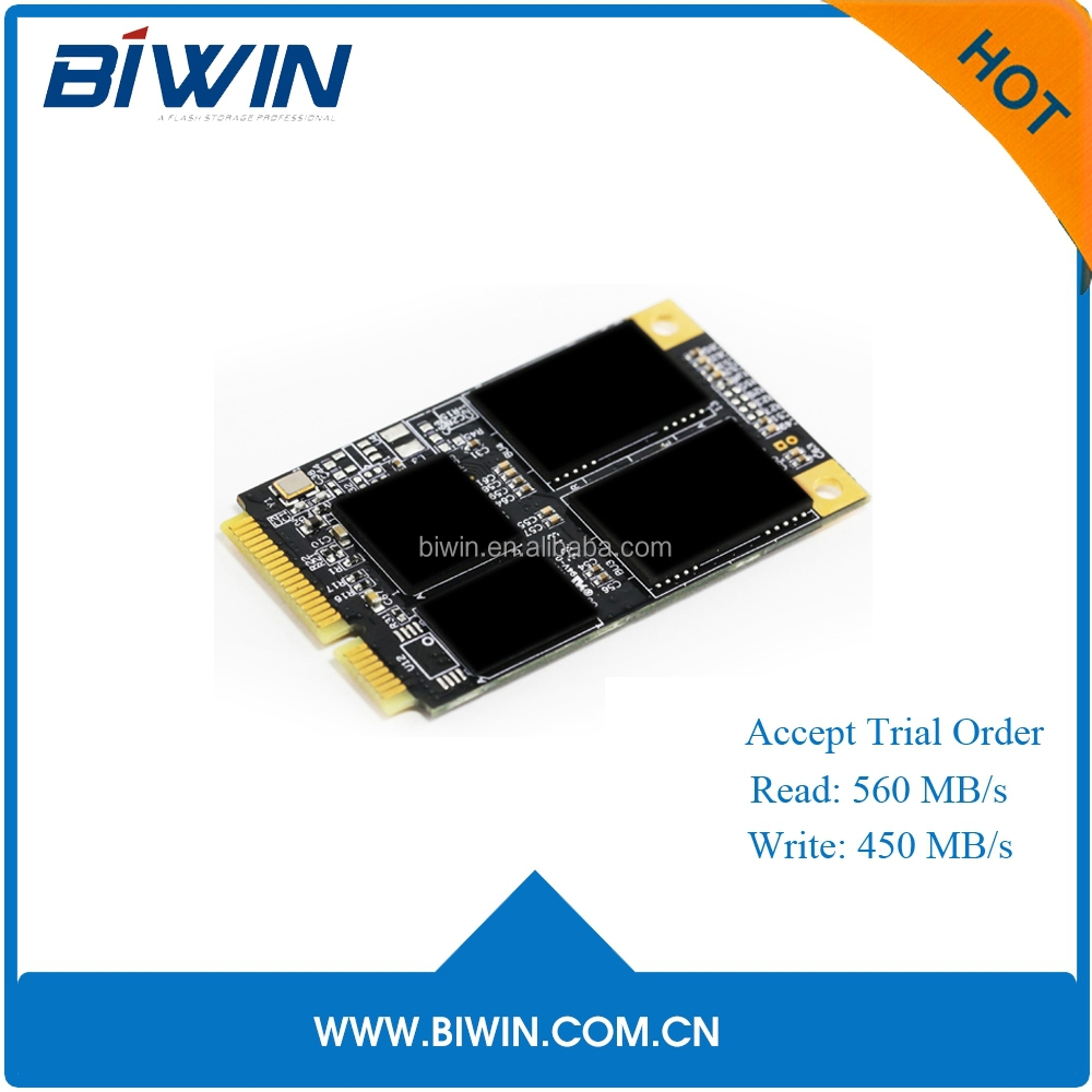Laptop SSD 480G mSATA Solid state drive Zif To mSATA