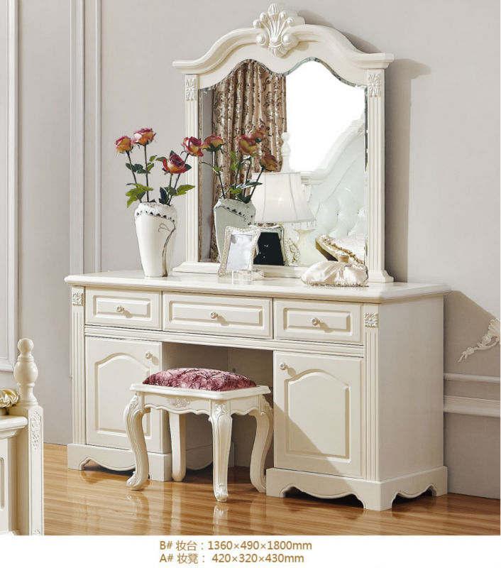 5 Luxury French Neo Classic White Bedroom Furniture Royal