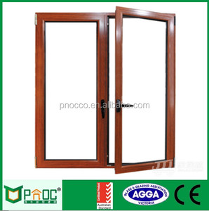 Aluminum open inside casement window with AS2047 Certificate