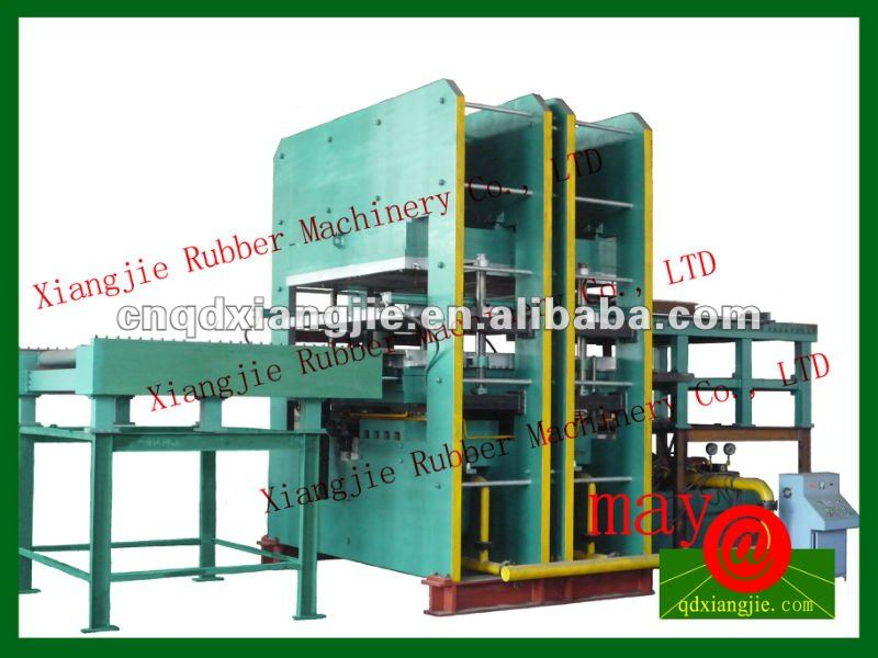 450 metric ton rubber band making machine