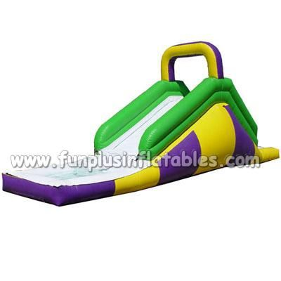 Cheap inflatable slides hot sales to worldwide F4120