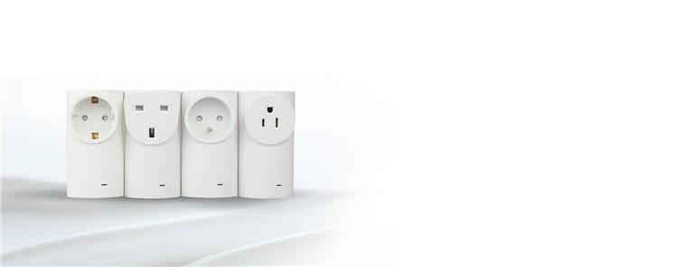 Wifi Smart Plug Wireless Socket To Remote Control Electrical Power ...