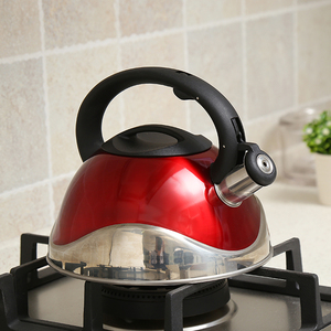 Good price stainless whistling kettle