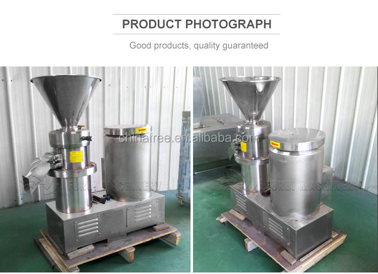 molho de soja quente da venda que faz a máquina
