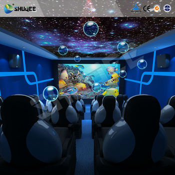 Thrilling Flight Simulator For Sale 4d 5d Theater