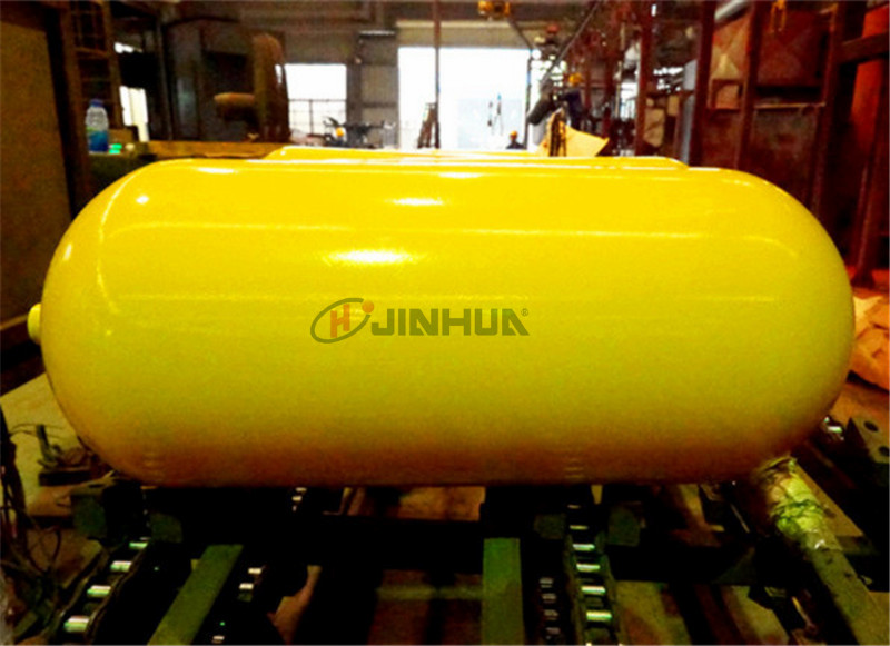 EMPTY NEW CNG STEEL CYLINDER ( ISO 11439),NECK THREAD- W28 8, View CNG  cylinder, JINHUA Product Details from Hengyang Jinhua High Pressure  Container