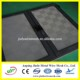 Stainless steel guard against theft window insulated material window screens