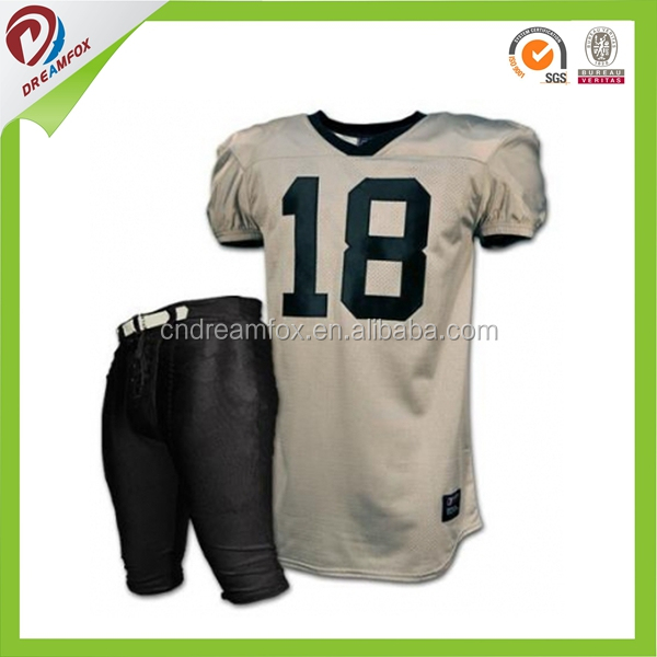 751d74e52be wholesale cheap national team latest designs youth sublimated custom  american football jersey