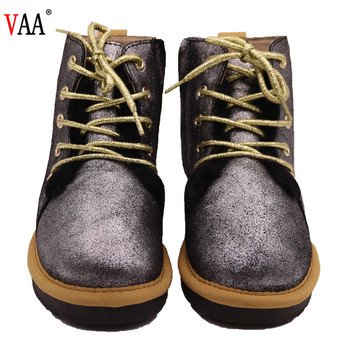 AN-CF-013 Winter Cute Kids Ankle Shoes Cowboy Boots Non-slip EVA Boots