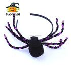 Promotional Gift Halloween Costume Toy Spider Headband Decoration