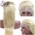 Straight 613 Lace Front Wig Blonde Human Hair Topper Wigs For Black Women