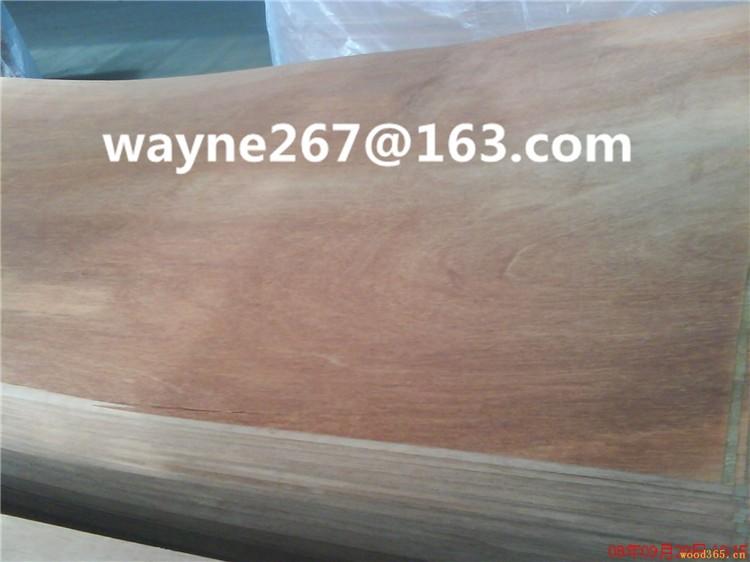 Okume bintangor pencil cedar face plywood with low price