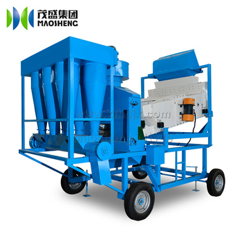 Chia Dry Bean Cleaning Equipment Soya Bean Cleaning